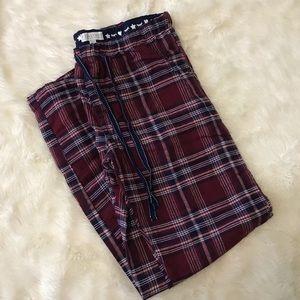 🌟PJ Salvage Flannel Pajama Pants